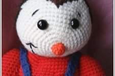 Makerist - Tchoupi, l'ami des tous petits - 1
