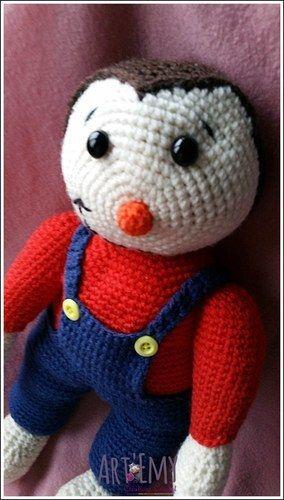 Makerist - Tchoupi, l'ami des tous petits - Créations de crochet - 3
