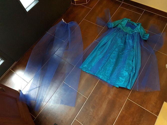 Makerist - Prinzessinnen Kleid - Nähprojekte - 1