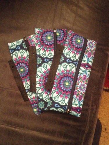 Makerist - Mäppchen für liebe Kolleginnen - Nähprojekte - 1