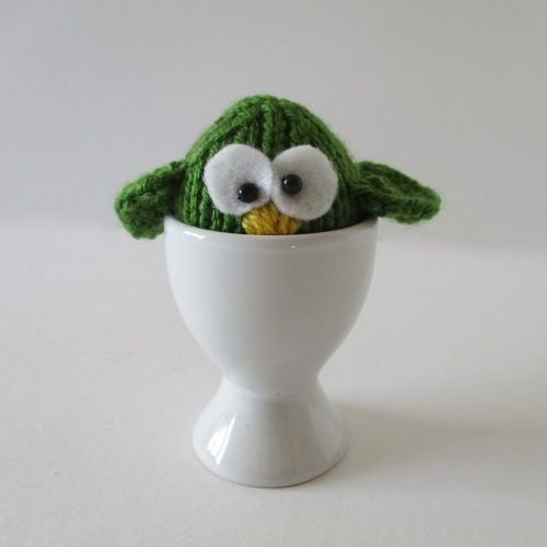 Makerist - Little Owl - Knitting Showcase - 1