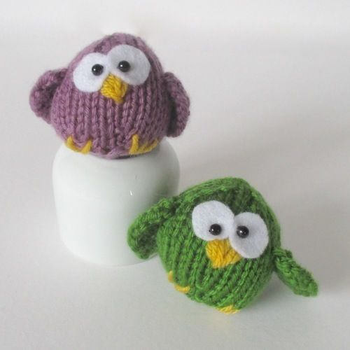 Makerist - Little Owl - Knitting Showcase - 3