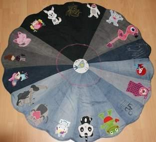 Makerist - Ein Teppich für mein Kind - 1