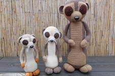 Makerist - Familie Erdmännchen - 1