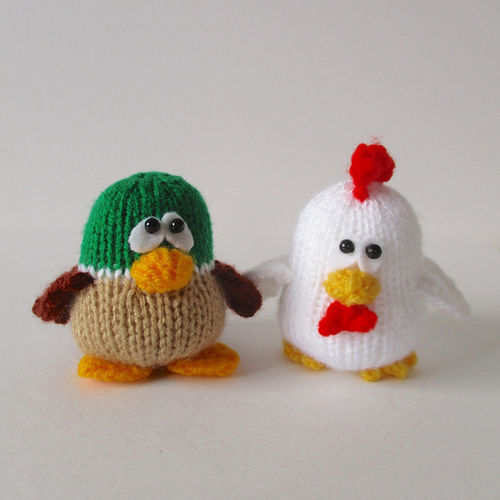Makerist - Farmyard Friends - Knitting Showcase - 1