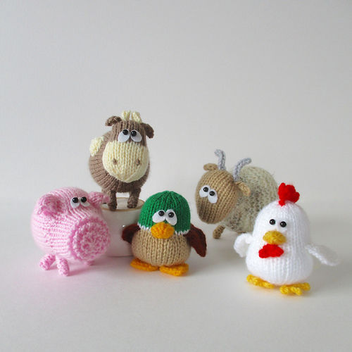 Makerist - Farmyard Friends - Knitting Showcase - 2