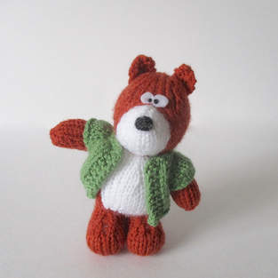 Makerist - Robbie the Fox - 1