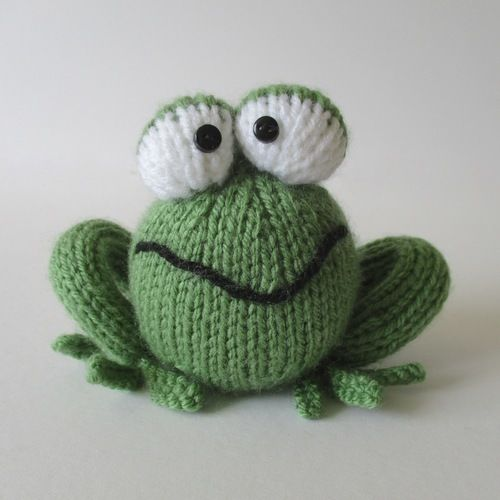 Makerist - Froggy - Knitting Showcase - 1