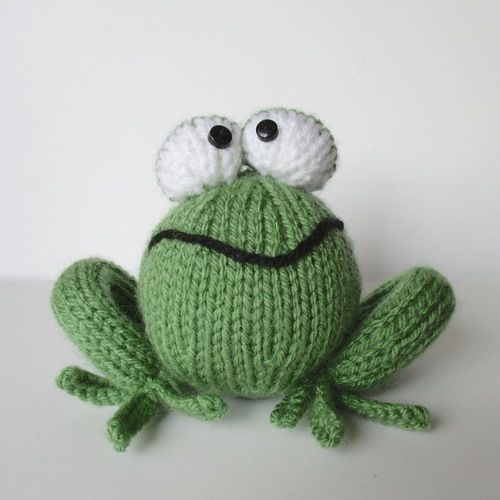 Makerist - Froggy - Knitting Showcase - 2