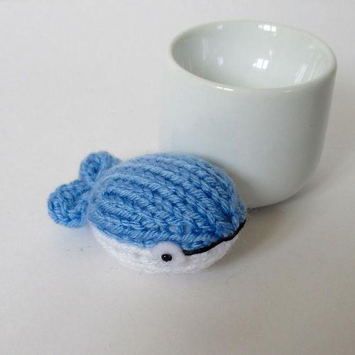 Makerist - Teeny Whale - Knitting Showcase - 1