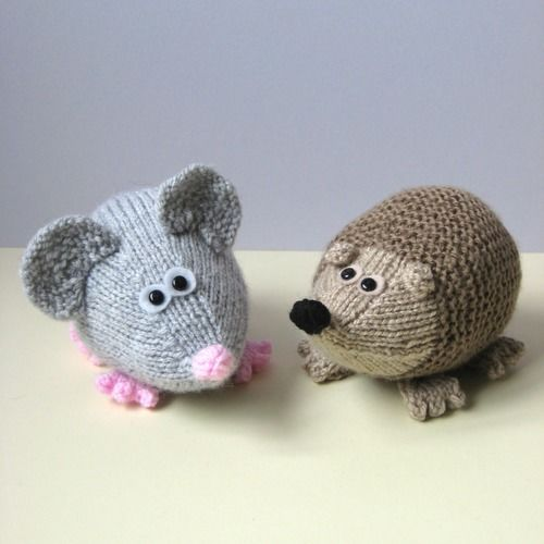 Makerist - Spike and Moe - Knitting Showcase - 1