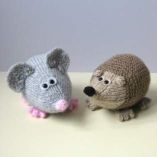 Makerist - Spike and Moe - 1