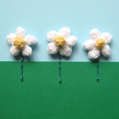 Makerist - Daisy - Knitting Showcase - 2
