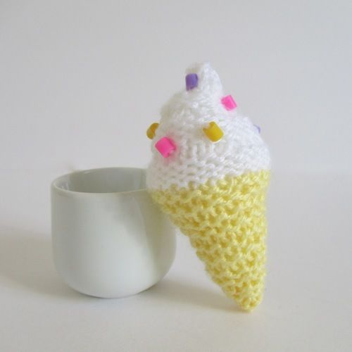 Makerist - Dinky Ice Cream - Knitting Showcase - 1