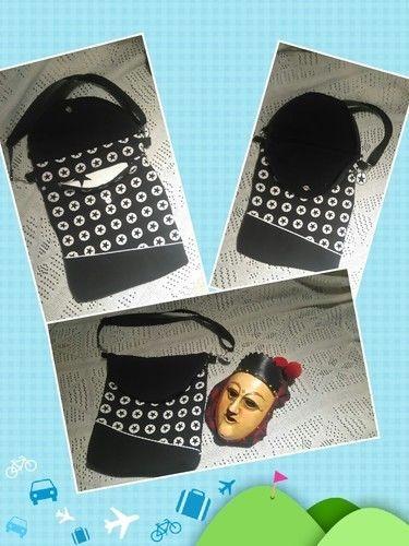 Makerist - Eine wasserabweisende Tasche für meine Maske - Nähprojekte - 2