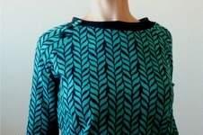 Makerist - Sweat du livre Dressing Chic revisite les 70's, pour femme - 1