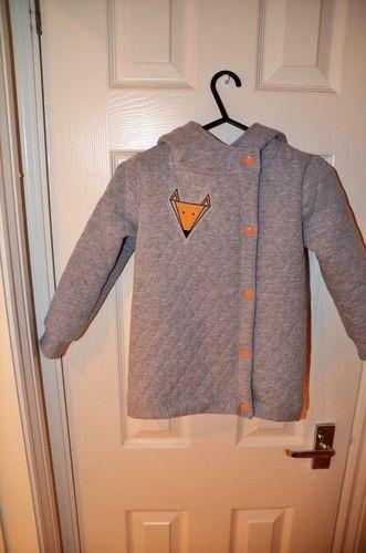 Makerist -  MINI-NAVEEN UNISEX Jacket - Nähprojekte - 1