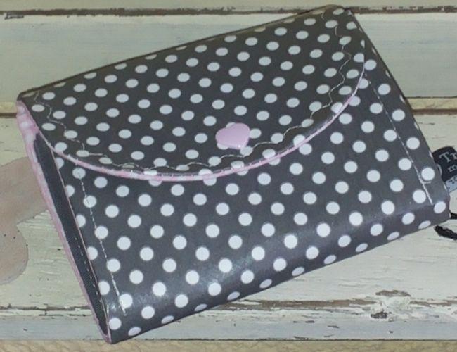 Makerist - Kleiner Flitzer - Geldbeutel für die Jackentasche - Nähprojekte - 2