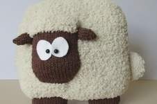 Makerist - Sheep Cushion - 1