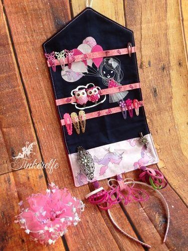 Makerist - Haarspangenetui für kleine Prinzessinnen - Nähprojekte - 1