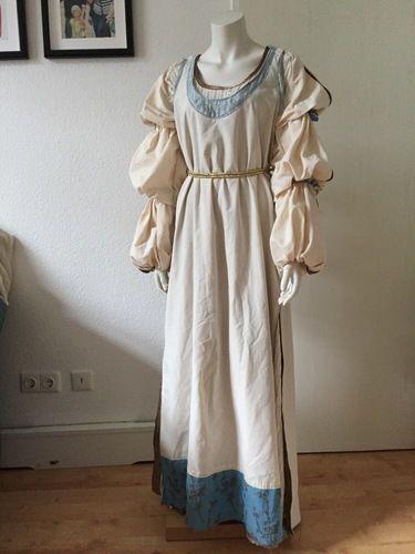 Makerist - Renaissance-Kleid für Karneval - Nähprojekte - 1