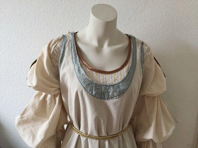 Makerist - Renaissance-Kleid für Karneval - Nähprojekte - 3