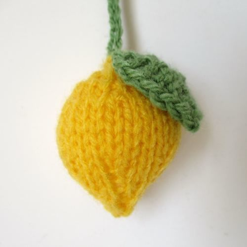 Makerist - Little Lemon - Knitting Showcase - 2