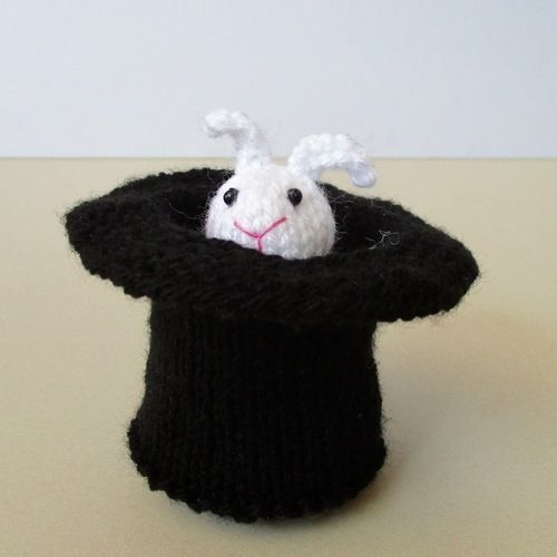 Makerist - Marvo the Magician - Knitting Showcase - 2