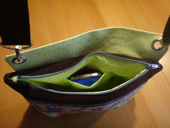 """Makerist - Tasche """"Malu"""" - Nähprojekte - 2"""