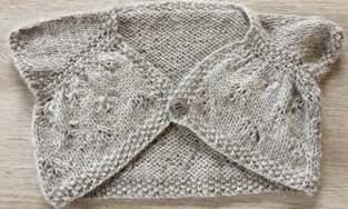 boléro en laine alpaga pour filles de 2 ans à 8 ans