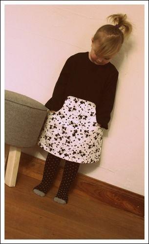 Makerist - Louisa Dress #5 aus Jersey - Nähprojekte - 2