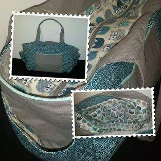Makerist - Le sac emma - 1