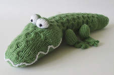 Makerist - Miles the Crocodile - 1