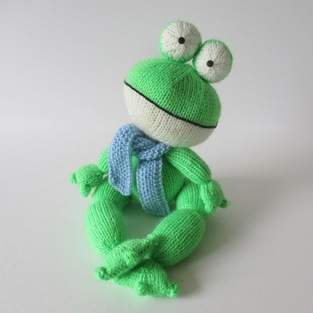 Makerist - Felix the Frog - 1