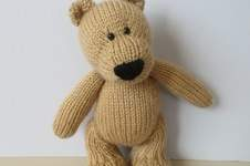 Makerist - Eddie Bear - 1