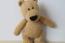Makerist - Eddie Bear - 1