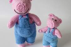 Makerist - Pop and Pip Pigs - 1