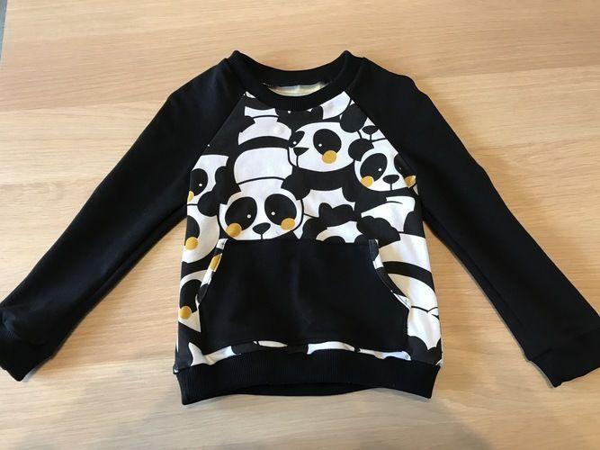 Makerist - Sweat jersey inspiré de la tunique Jesse - Créations de couture - 1