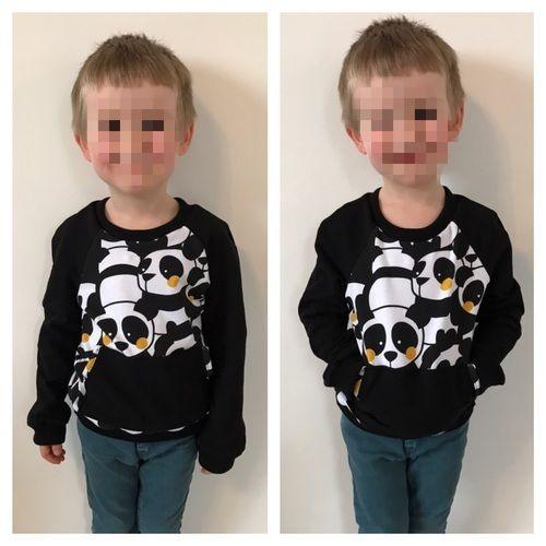 Makerist - Sweat jersey inspiré de la tunique Jesse - Créations de couture - 2