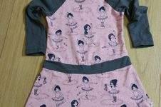 Makerist - Ballerinakleid für Frida - 1