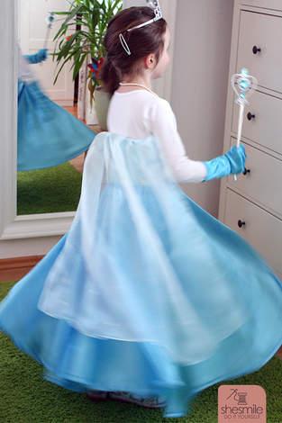 Makerist - Prinzessinnen-Kostüm - 1