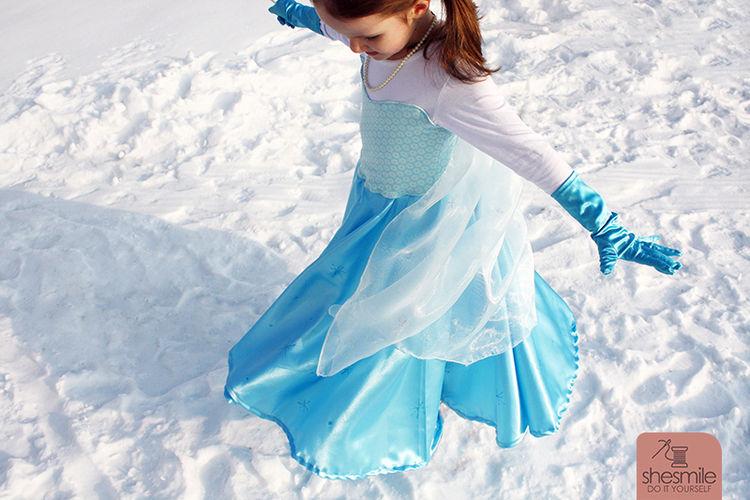 Makerist - Prinzessinnen-Kostüm - Nähprojekte - 2