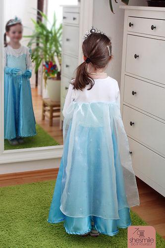 Makerist - Prinzessinnen-Kostüm - Nähprojekte - 3