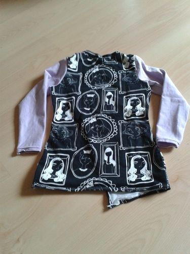Makerist - Shirt Artemia aus Jersey Gr. 98 - Nähprojekte - 2
