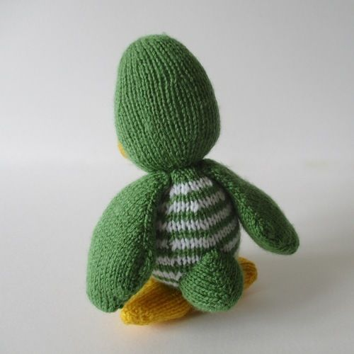 Makerist - Quacky Duck - Knitting Showcase - 3