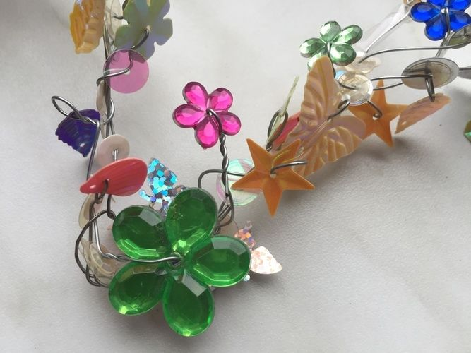 Makerist - ein Frühlingsherz - DIY-Projekte - 2