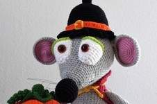 Makerist - Halloween-Maus - 1