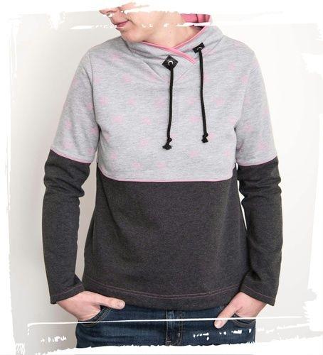 Makerist - Pullover Nils - Lolletroll - Nähprojekte - 1