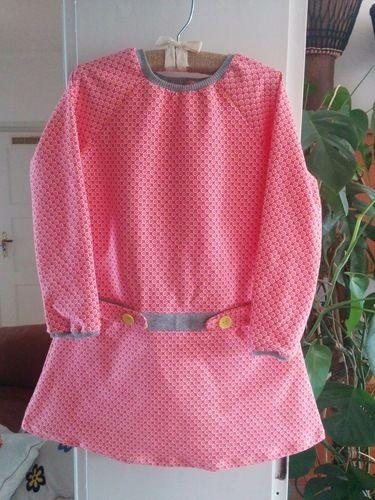 Makerist - Kleidchen aus Jersey für Elisa - Nähprojekte - 1