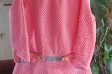 Makerist - Kleidchen aus Jersey für Elisa - 1